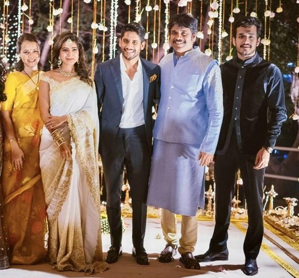 Nagarjuna Sagar, Chaitanya, wedding outfit ideas