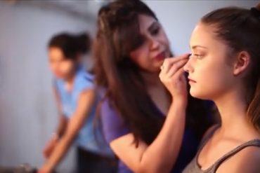 makeup class, niti luthra