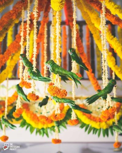 foliage, wedding trends, wedding décor
