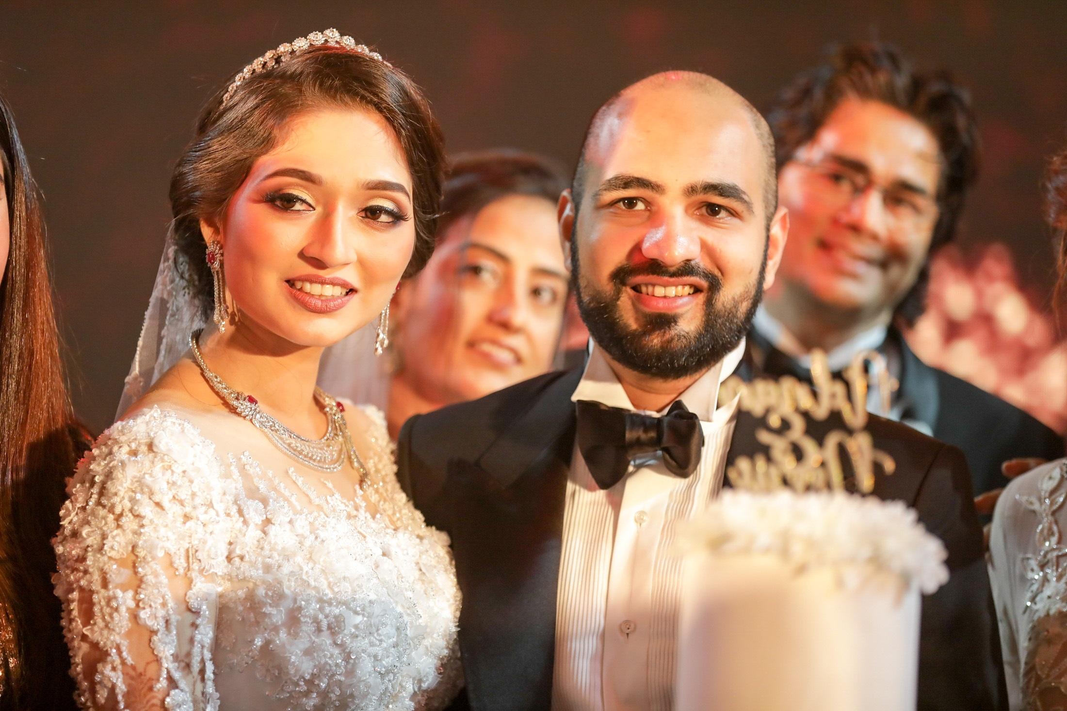 royal wedding, Adnan Ul Mulk and Nida Farooqui wedding, Nawab of Kurnool wedding