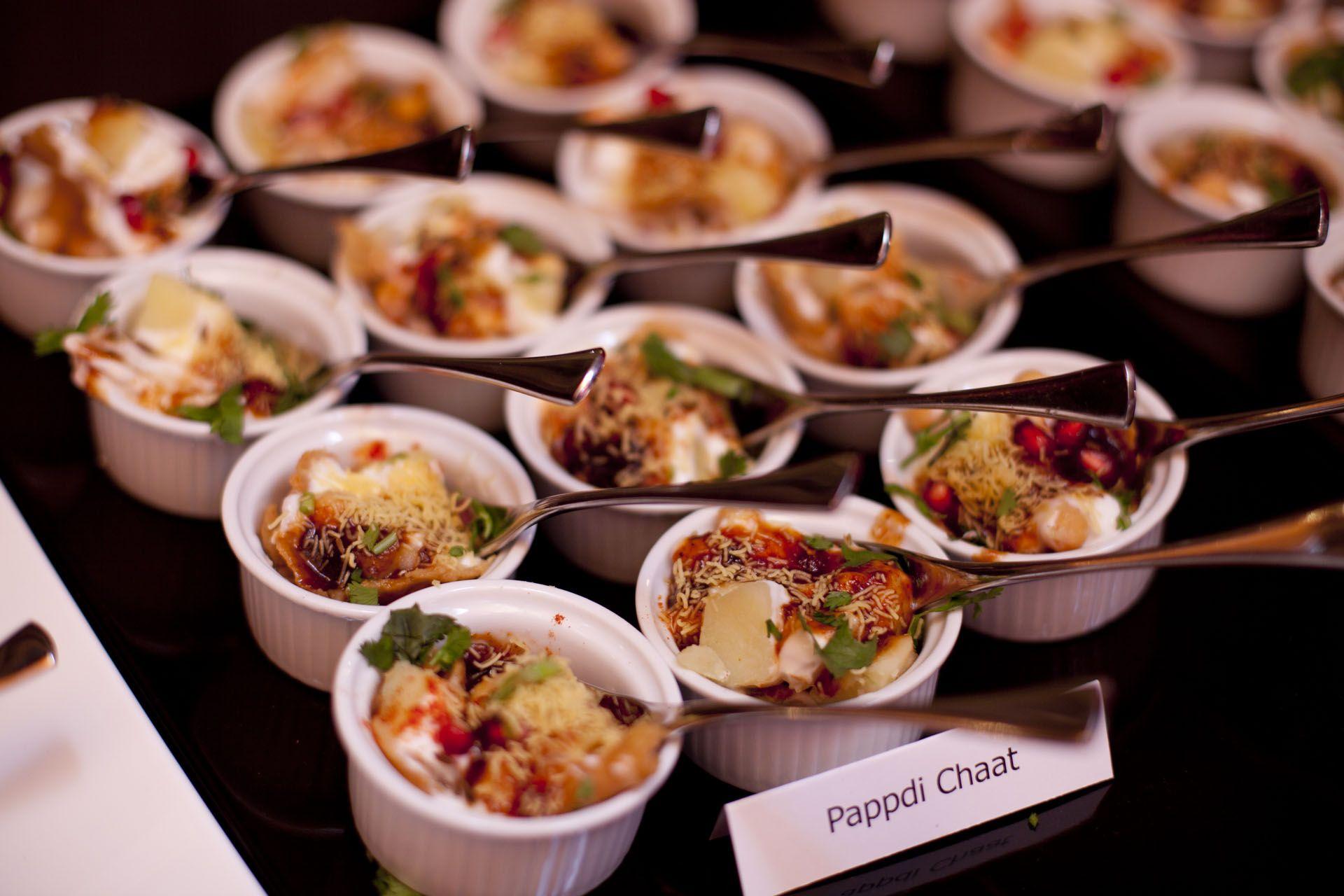 mehendi decorations, mehendi ceremony ideas, mehendi food, fusion food