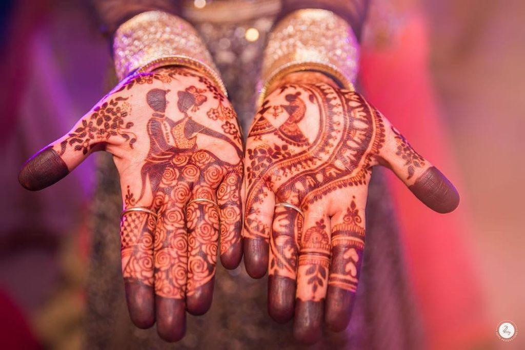 Pinterest Trends, Unique Bridal Mehendi Designs