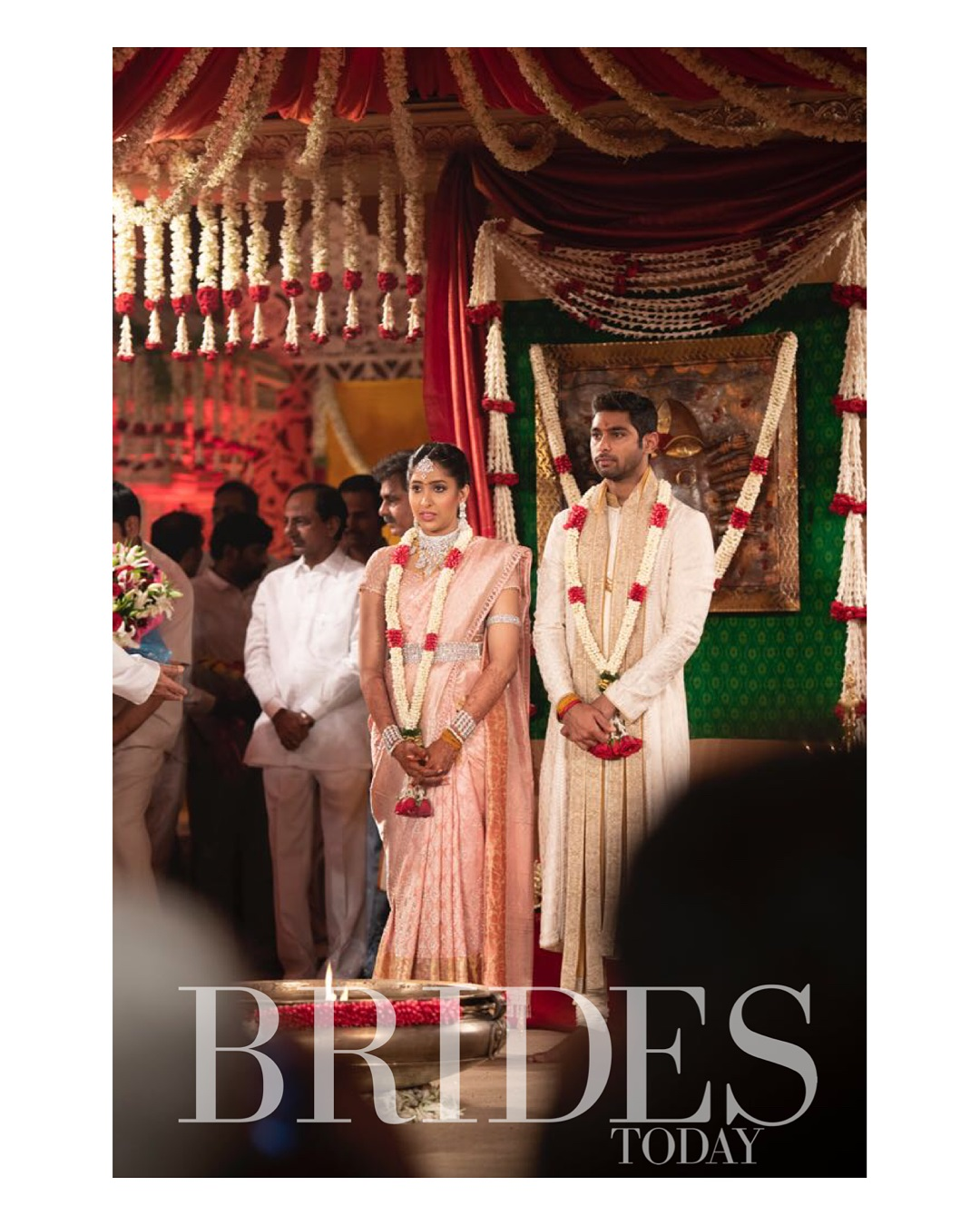 Shriya Bhupal Anindith Reddy wedding