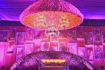 Floral Décor, FNP Weddings & Events, Wedding Decor