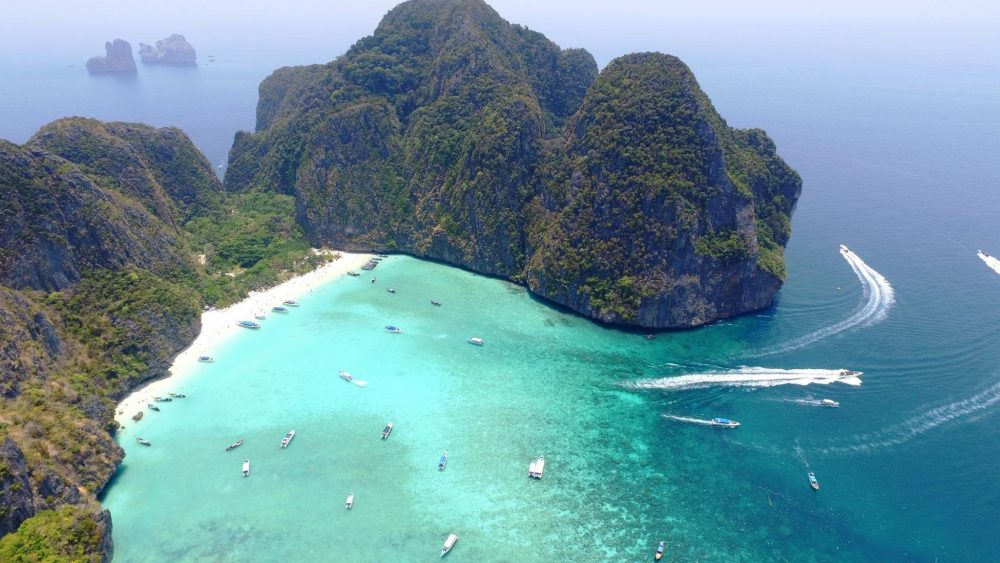 Koh Phi Phi, Thailand, Southeast Asia