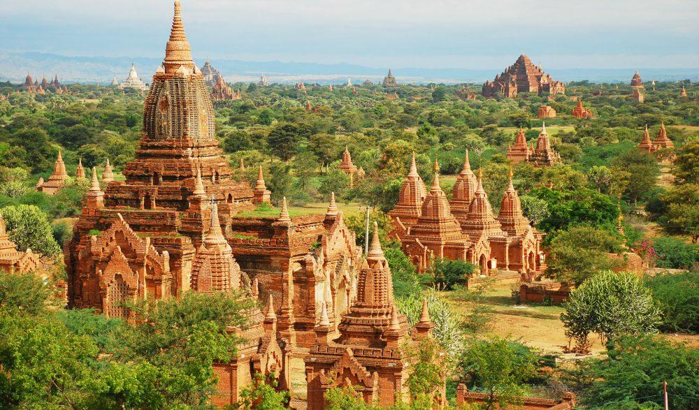 Bagan, Mynamar, Southeast Asia