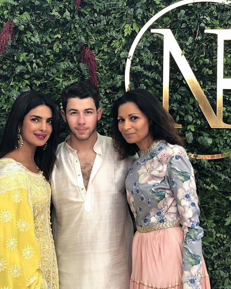 Priyanka Chopra, Nick Jonas, roka