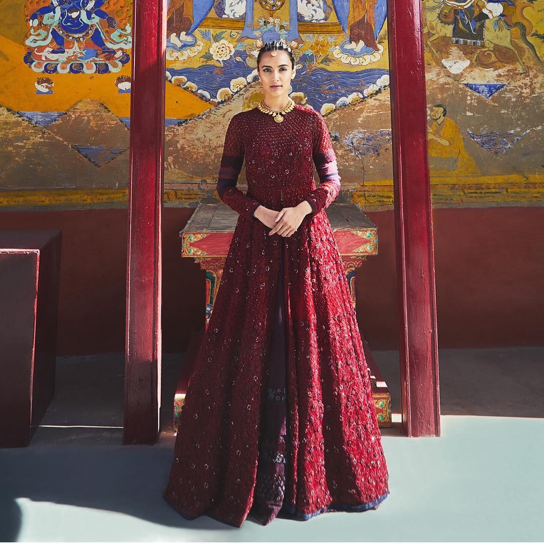 JADE by Monica and Karishma, Vogue Wedding Show 2018, VWS, wedding show