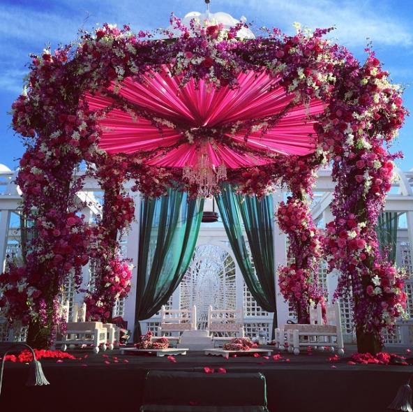 Trending Mandap Decoration Ideas For The 2018 Brides Shaadiwish Com
