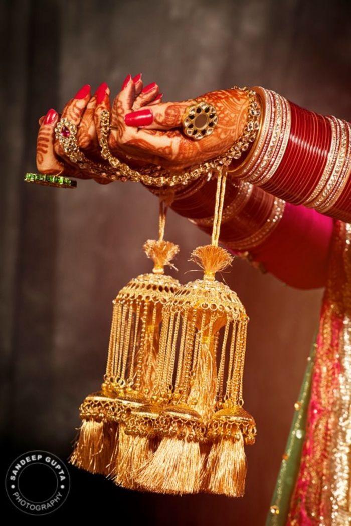 bridal chooda
