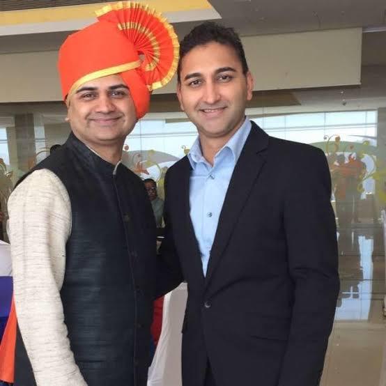 Amit Gokhale and Sameer Samudra