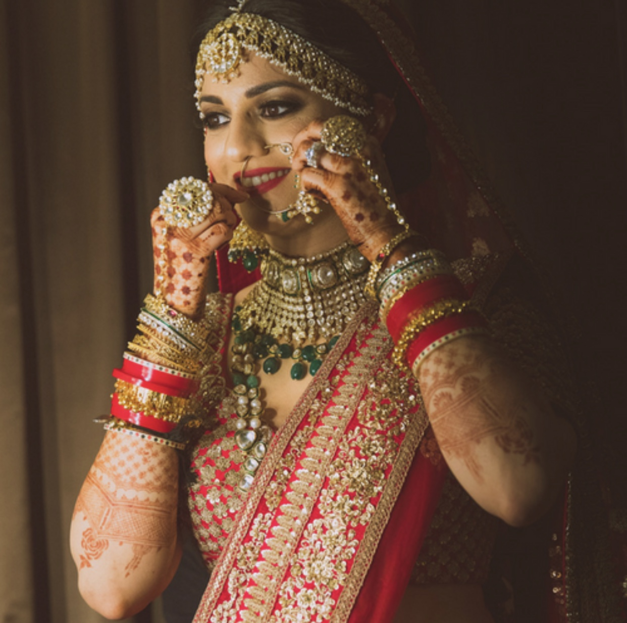 bridal jewellery, khurana jewellery house