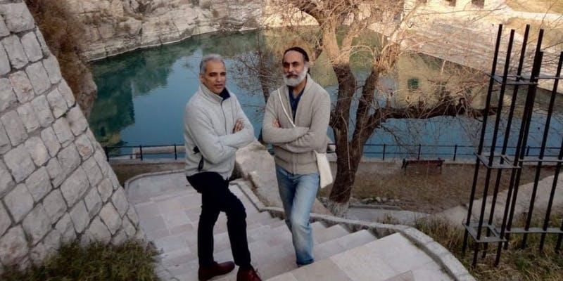 Navtej Singh Johar & Sunil Mehra