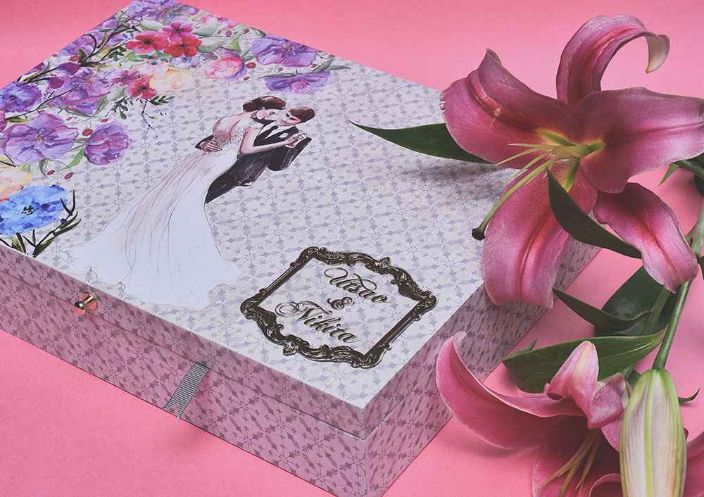 wedding card , wedding invitation