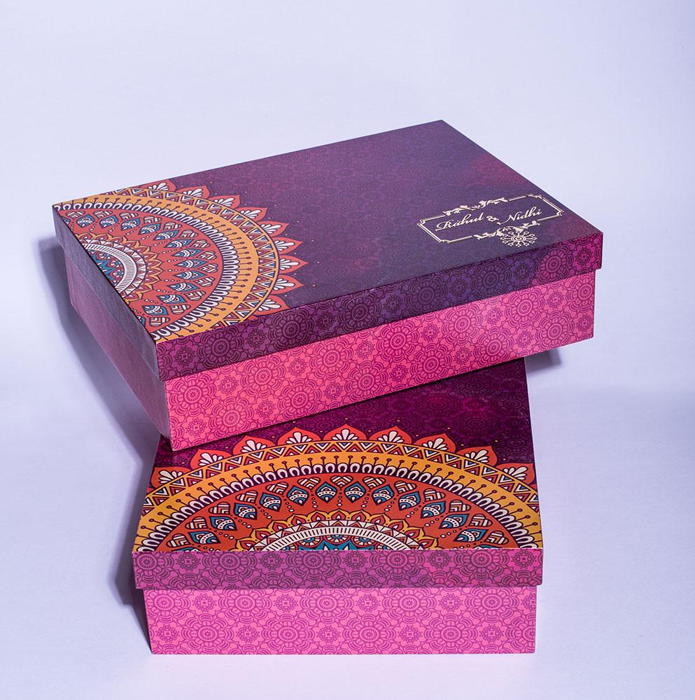 Srishti Khurana A Bespoke Wedding Invitation Designer In Delhi