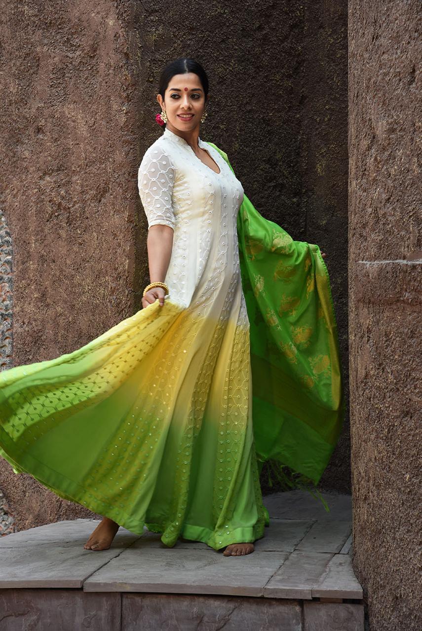 bridesmaid outfits dhoti for bridesmaid Ridhi Bansal