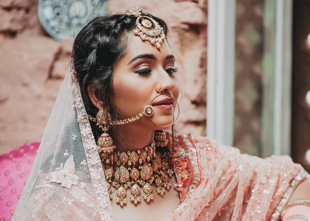 12 Gorgeous Artificial Bridal Jewellery Pieces To Shop Online Under 50k
