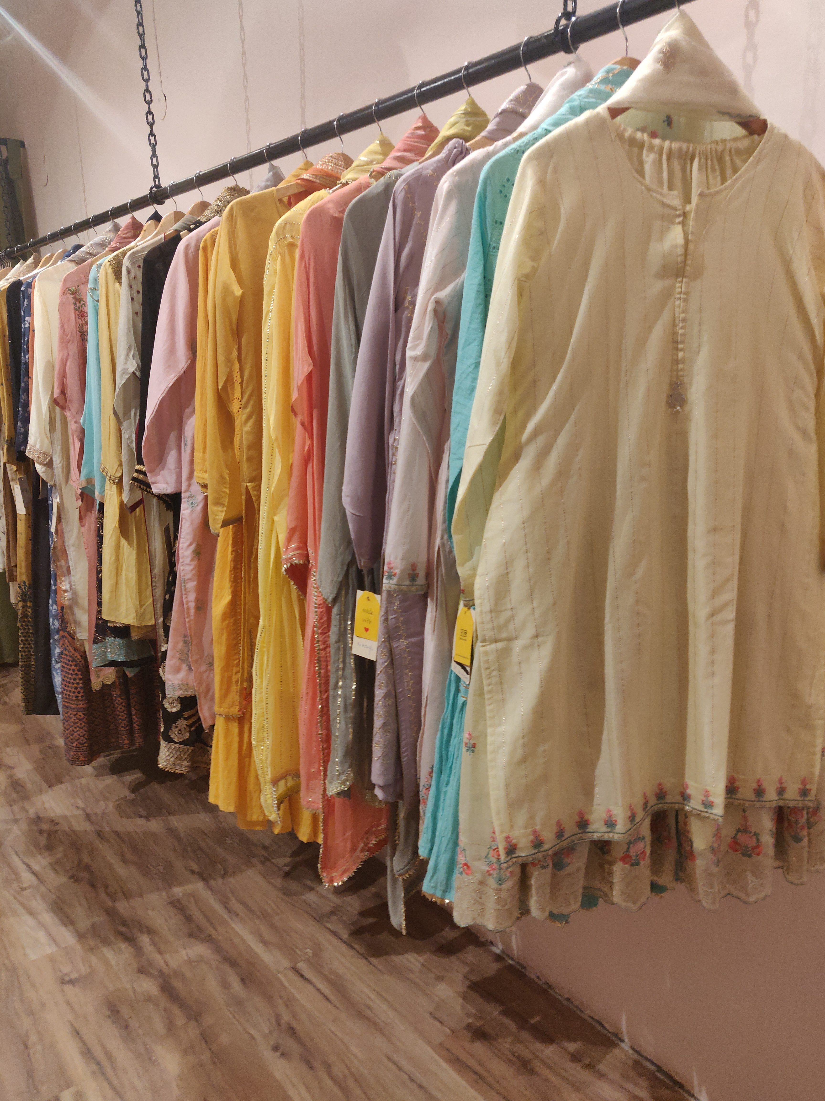 bridesmaid outfits, bridesmaid lehenga, indian wear, WI-LO By Vatika Seth