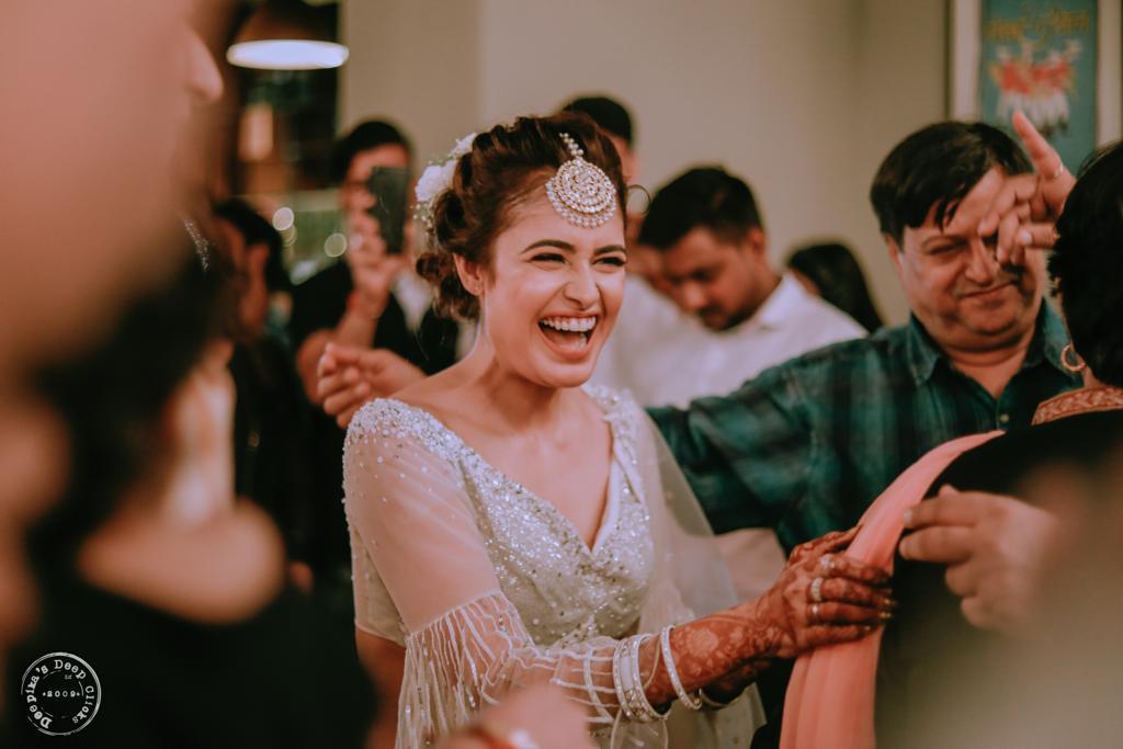 Prince Yuvika Sangeet Ceremony