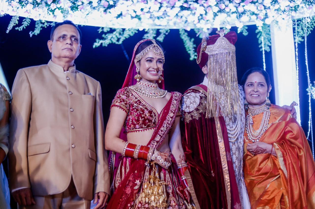 Prince Narula Yuvika Chaudhary Wedding