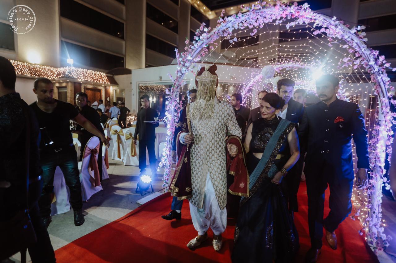 Prince Narula Yuvika Chaudhry Wedding