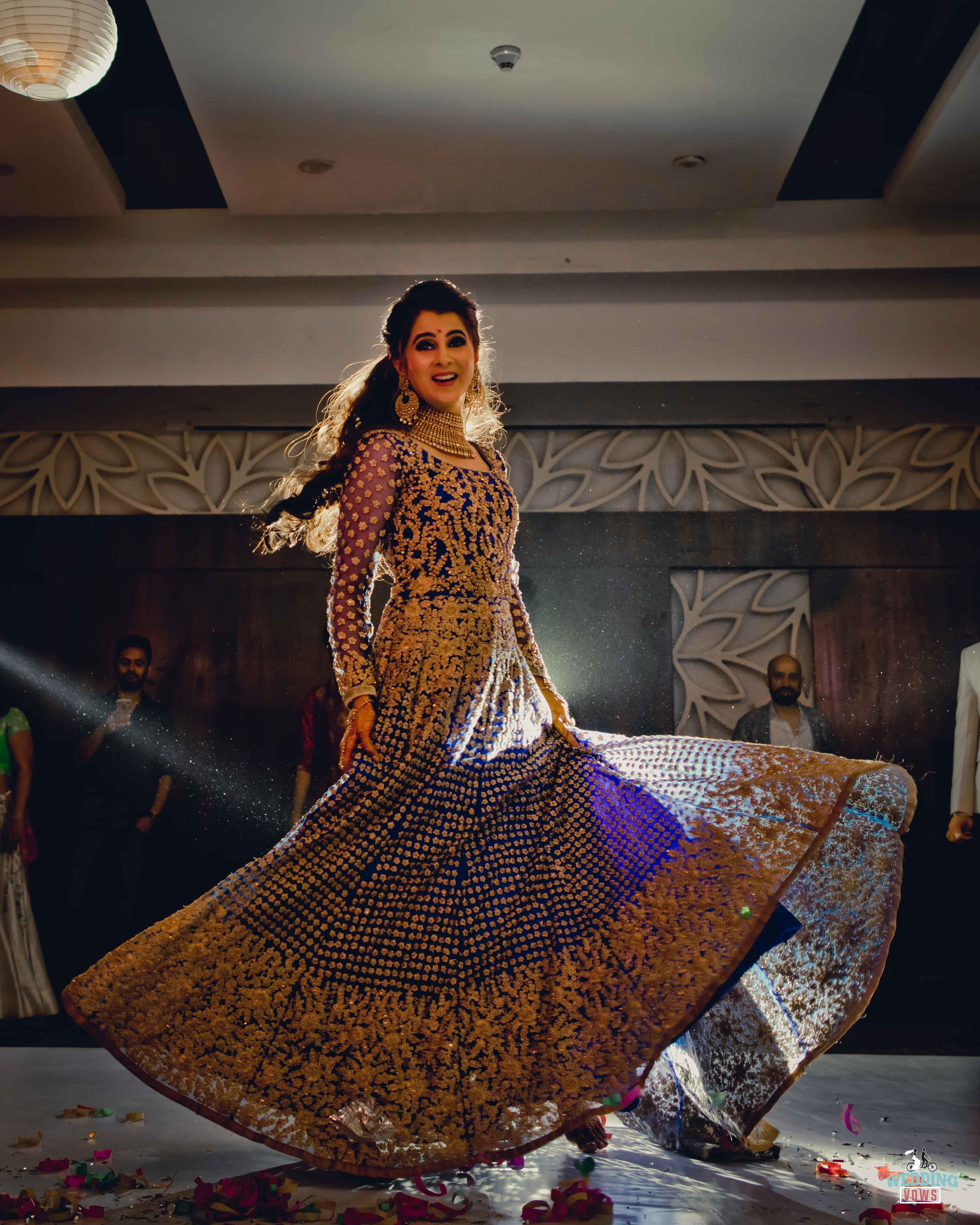 bridal lehenga, way to wear bridal lehenga again