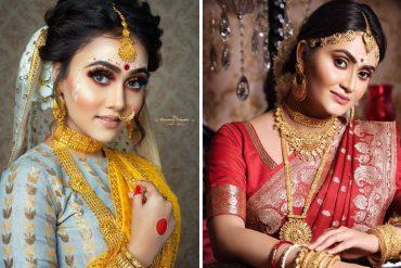 kolkata bridal makeup artists