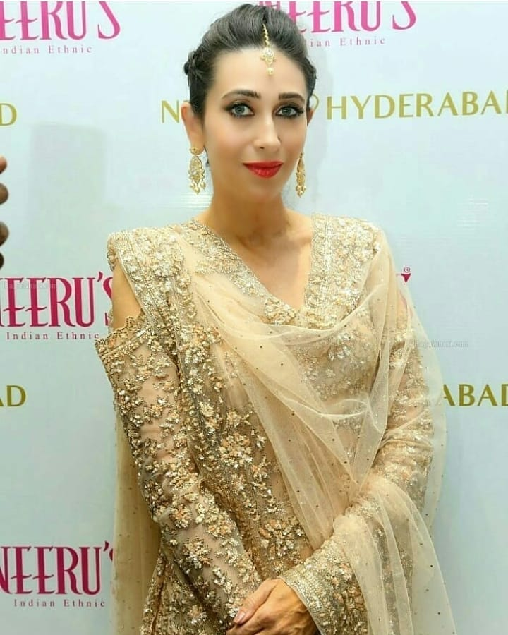 bridal wear, bridal fashion, neerusindia, karishma kapoor