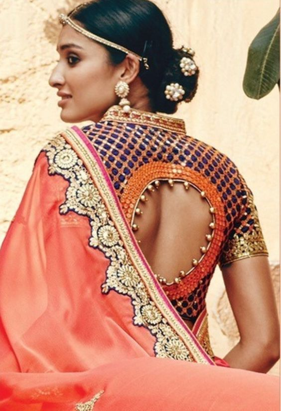 blouse back designs, blouse back design ideas, saree blouse design, choli back design