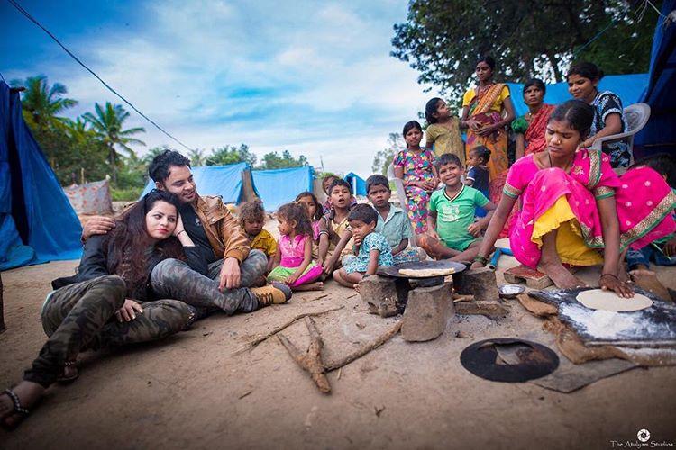 eco-friendly wedding, food donation