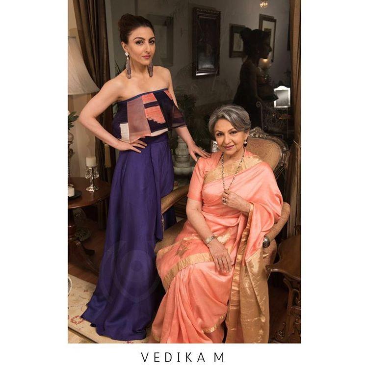 bridal wear, bridal fashion, Vedikam, Nimrat Kaur, Shraddha Kapoor