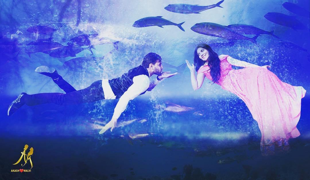 underwater shoot, underwater couple shoot