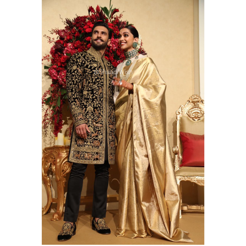 deepika padukone, ranveer singh, deepveer, deepveer wedding, deepveer reception, deepveer wedding reception