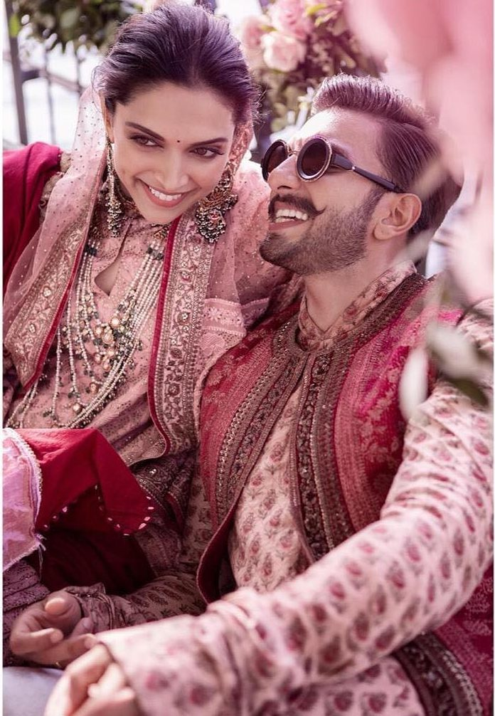 deepika ranveer wedding photos, deepika ranveer wedding