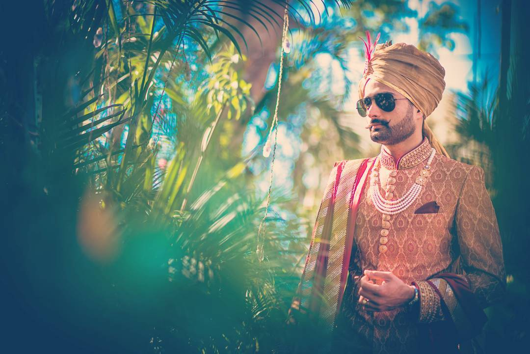 indian groom, groom accessories, groom with sunglasses, sunglasses, groom trends, groom shopping, groom outfit ideas