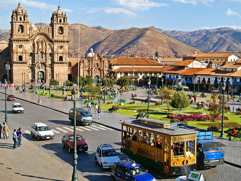 cusco city, macchu picchu