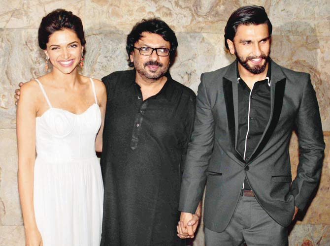 Deepika Padukone, Ranveer Singh, DeepVeer wedding, bollywood couple, sanjay leela bhansali