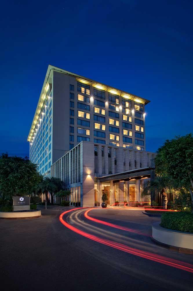 hyatt regency, hotel, 5 star hotel, amritsar, punjab, hotel facade, hyatt facade, building, hotel building
