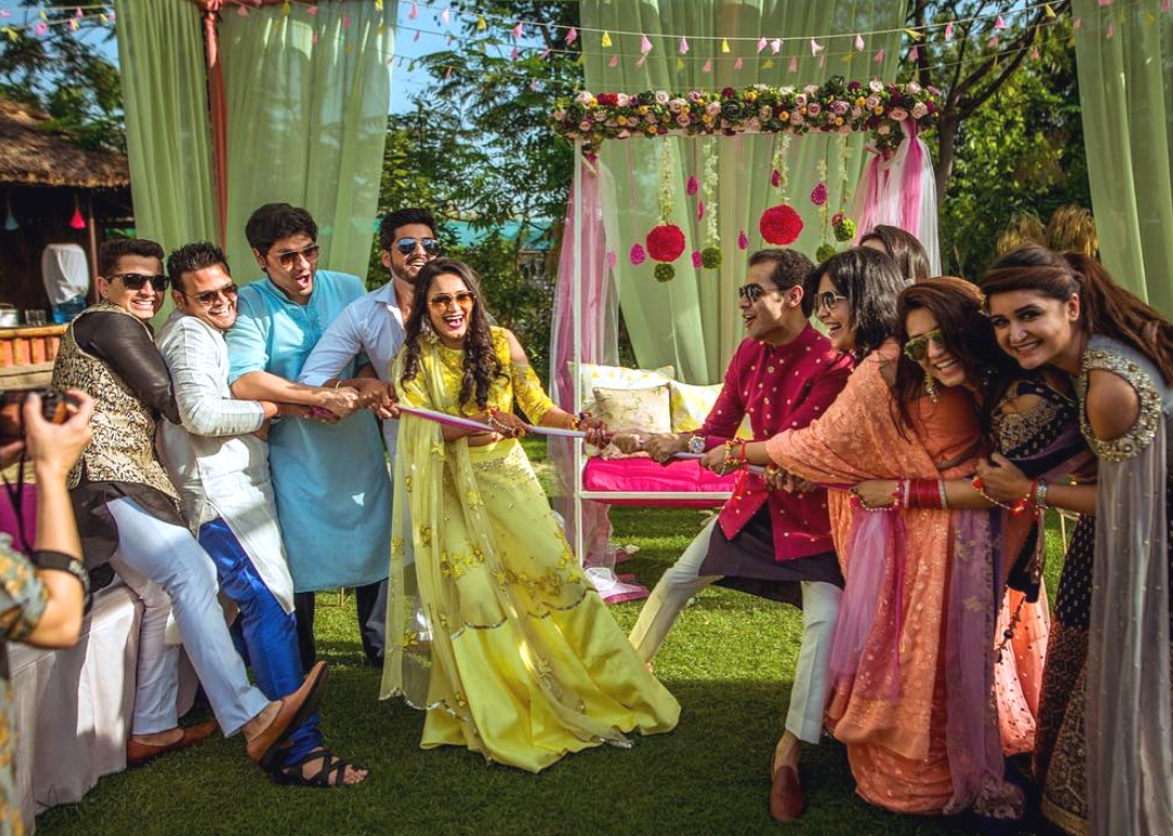 13 Unique And Fun Mehendi Games To Keep Your Guests Entertained