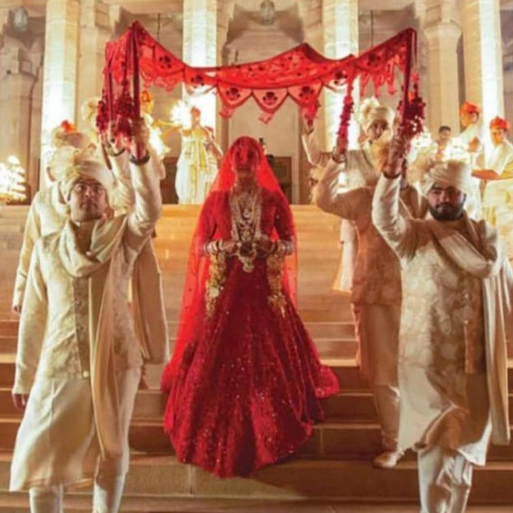 priyanka chopra hindu wedding