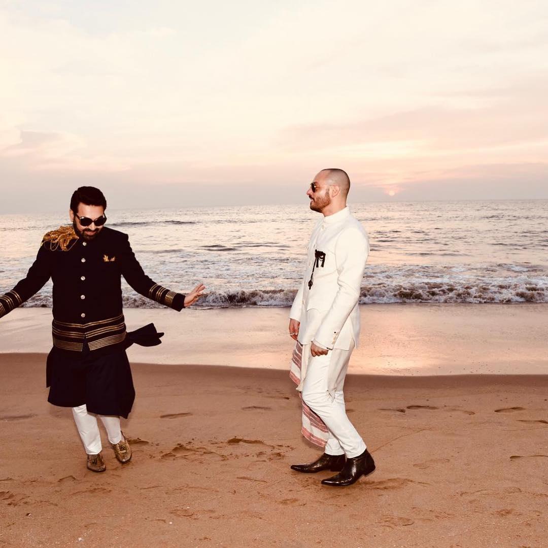 gay wedding, keshav suri wedding