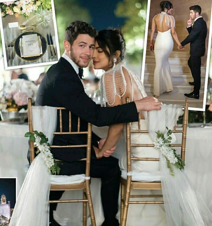 priyanka chopra christian wedding