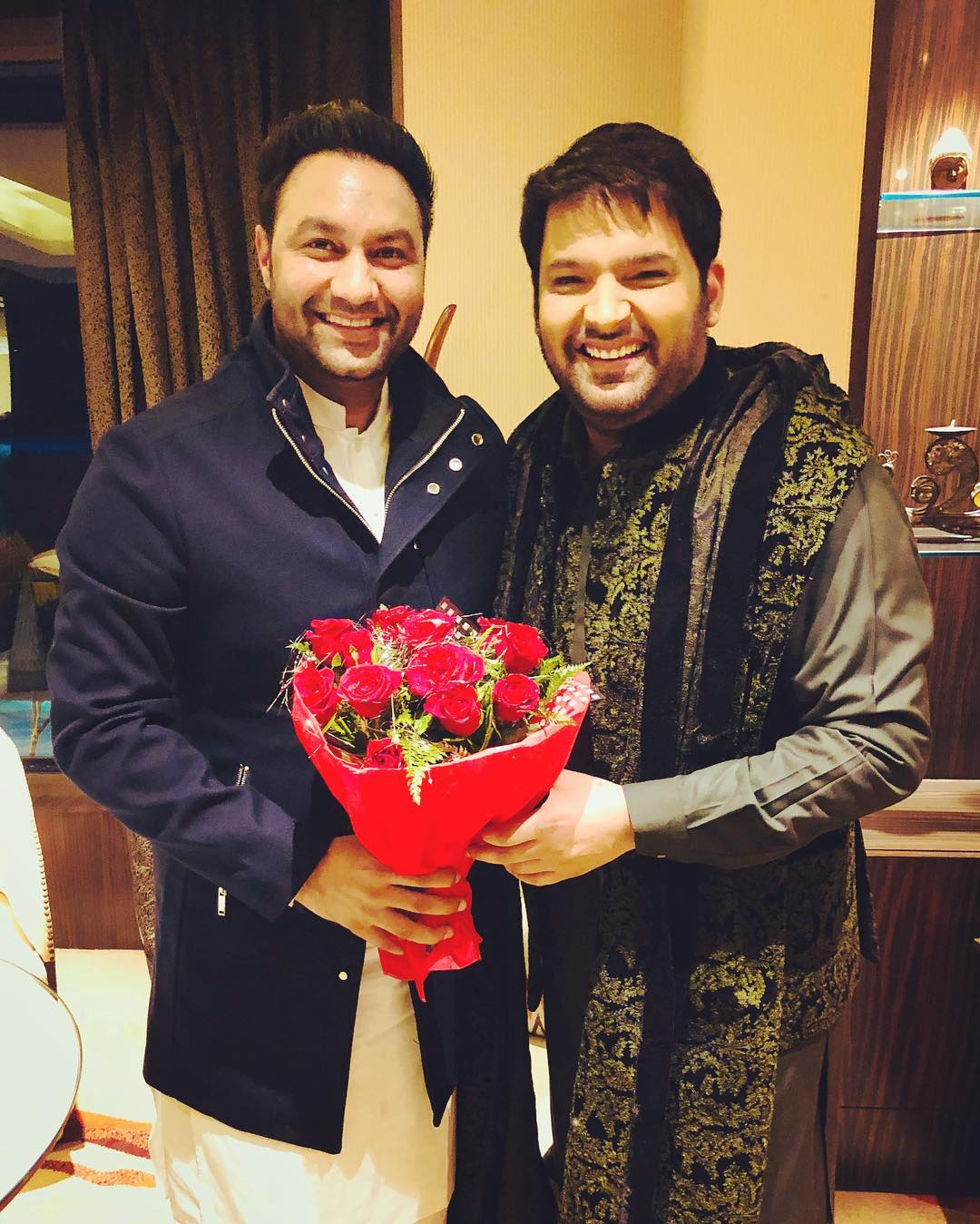 kapil sharma wedding photos