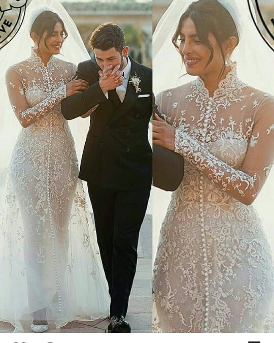 celebrity wedding trends