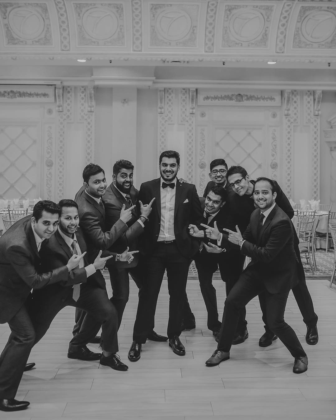 groomsmen photoshoot