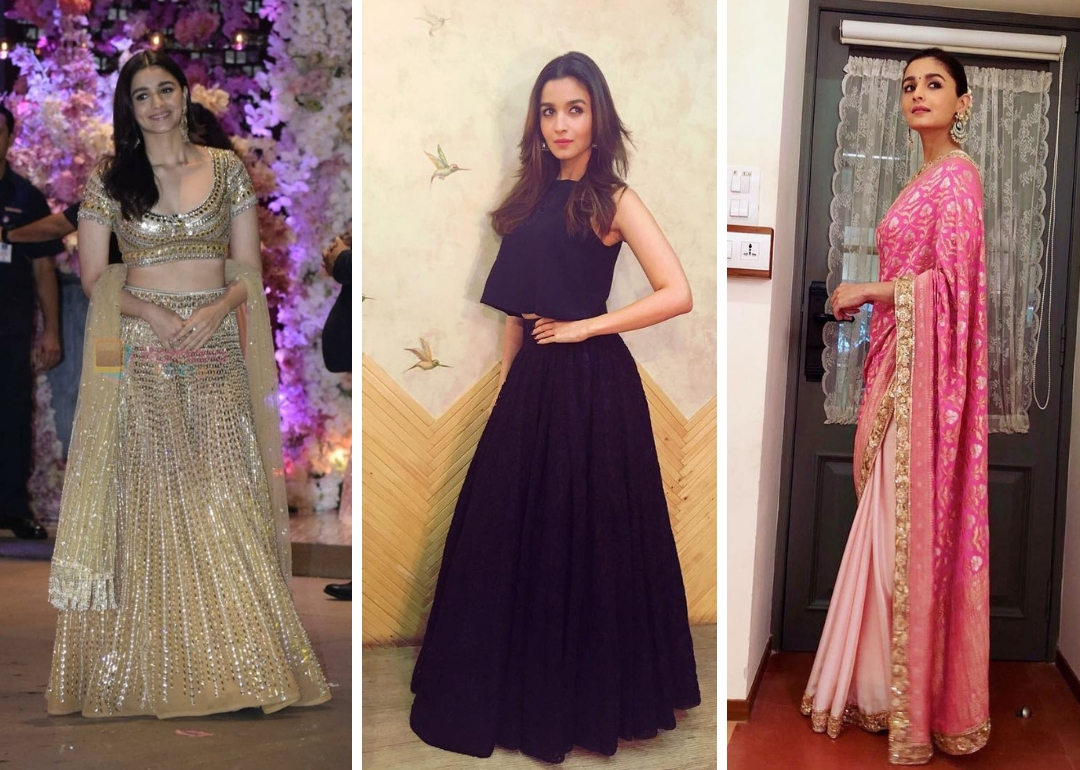 ef908e26d4378b Bridesmaid Outfit Ideas To Steal From The Glamourous Alia Bhatt