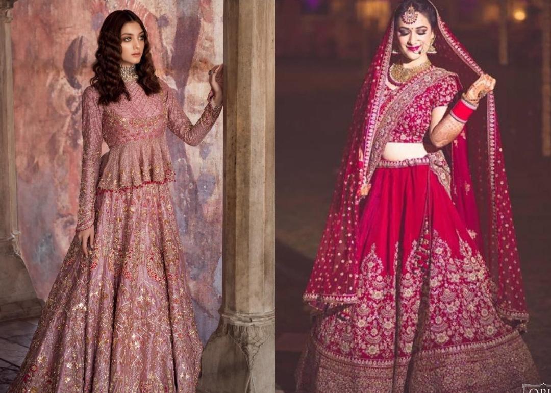bc4078c1ed 10 Best Stores In Chandni Chowk For Bridal Lehenga Shopping