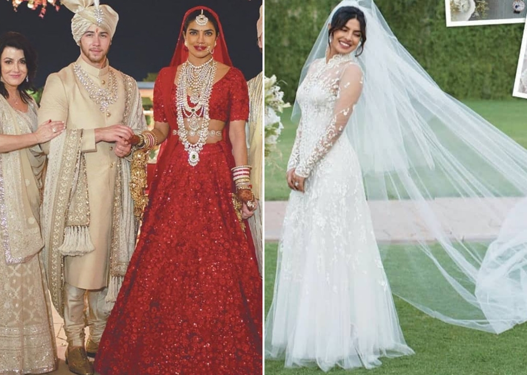 Decoding Priyanka Chopra Wedding Looks Which One Is Your Favourite