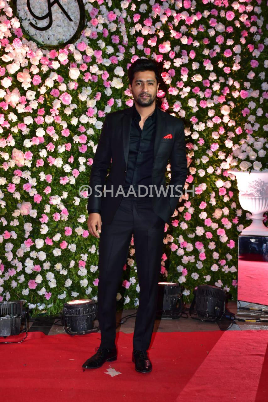 kapil sharma reception photos