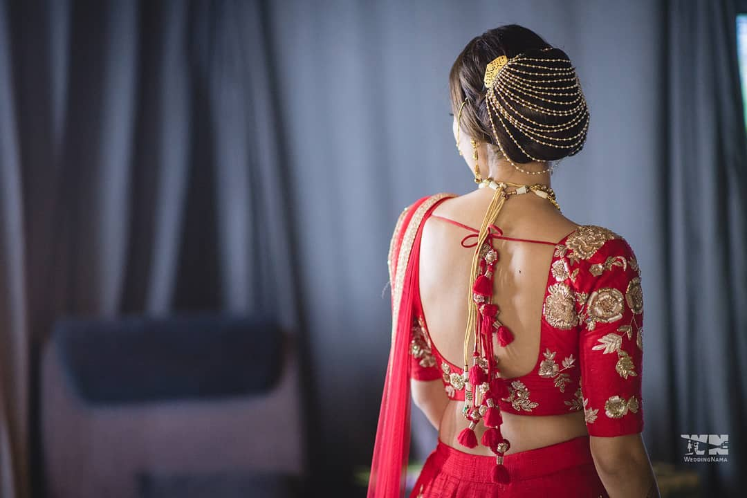 bridal accessory for hair